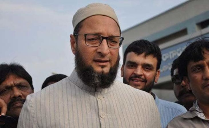 Asaduddin Owaisi fired on PM Narendra Modi