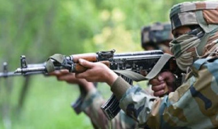 India and Myanmar Army  flush out terrorists in a joint military operation