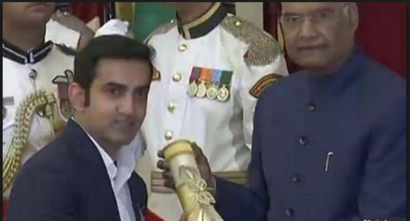 President Ran Nath Kovind conferred Padma awards to 47 prominent