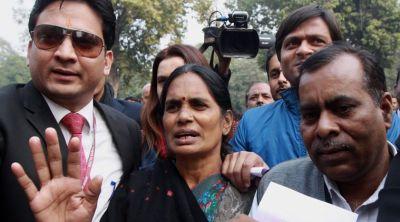 Nirbhaya's mother Asha Devi condemns ex-DGP HT Sangliana's 'good physique' remark