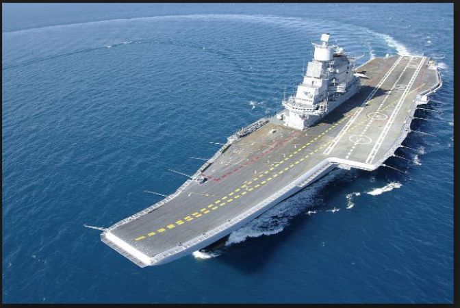 INS Vikramaditya and nuclear submarines deployed in Arabian sea after Pulwama incident: Indian Navy
