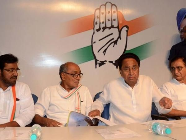Kamal Nath wants Digvijaya Singh to contest from 'toughest seat'
