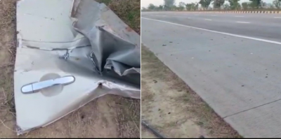 Yamuna Expressway accident: 3 AIIMS doctors dead and 4 injured