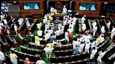 LS ruckus row: BJP MP Manoj Tiwari writes to LS speaker proposing salary deduction of MPs