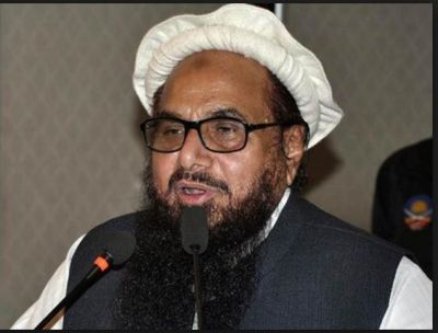 Hafiz Saeed's hatching a conspiracy to build sleeper cells in India on religious work: NIA