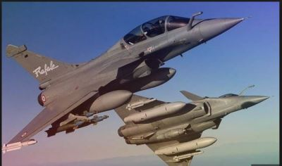 Induction of Rafale ensures Pakistan will not come anywhere near LoC: IAF