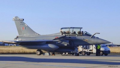 Indian Air Force's firepower to increase by 10 new Rafale fighter aircraft