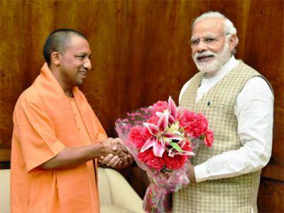 PM Modi, UP CM Yogi Adityanath start fasting with beginning of Chaitra Navratri