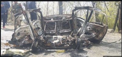 Two weeks after Pulwama attack, a mysterious blast happened in Santro Car near CRPF Convey in J&K