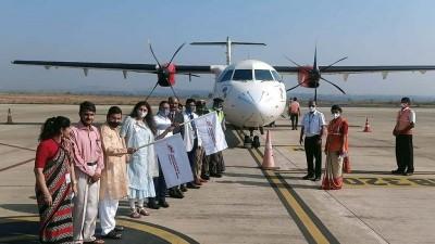 Hydrabad-Hubli flights resume from today, March-31
