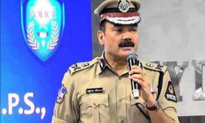 Hyderabad gets 250 CCTV coverage for make city more safe: Police Commissioner Anjani Kumar