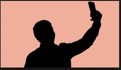 Posing for Selfie in railway tracks crushed by a passenger trains