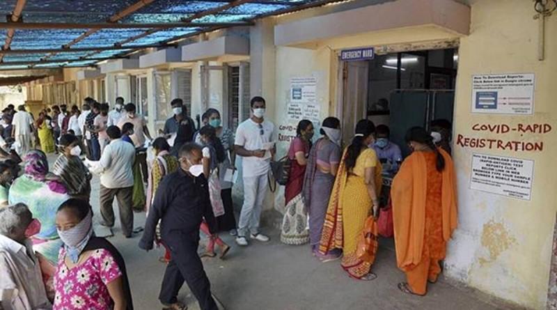 तेलंगाना राज्य के स्वास्थ्य अधिकारियों ने की कोविड केंद्र में जल्दबाजी न करने की अपील