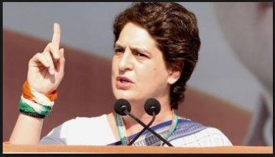 Priyanka Gandhi Vadra lashed out at BJP in her campaign at Raebareli