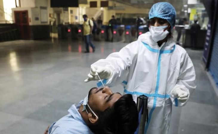 तेलंगाना में परीक्षण सीमित होने के बाद कोरोना मामलों की संख्या में आई गिरावट