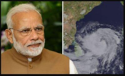 PM Narendra Modi address to the Cyclone Fani's hit states of Odisha; made this big disclosure