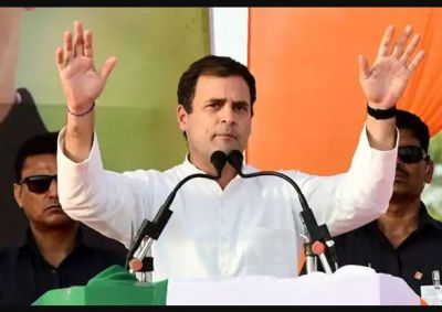 Before the Election Result, Congress Chief Rahul Gandhi speak up on BJP and Congress winning  prospect