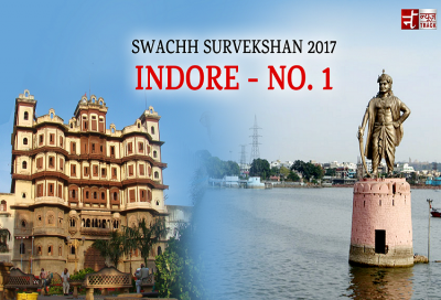 Indore, Bhopal tops in the survey of Swachh Bharat Abhiyan