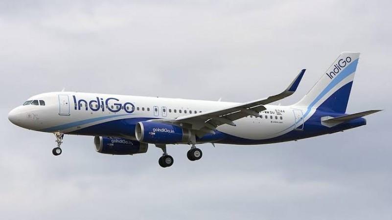 भारत से 5 देशों के 2717 ऑक्सीजन सांद्रता लिए इंडिगो ने किया एयरलिफ्ट