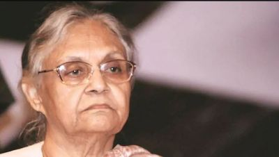 2012 Gang-rape was blown out of proportion by media: Sheila Dixit