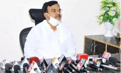 Deputy Chief Minister Amzath Basha praises AP CM in YSR area hospital inauguration