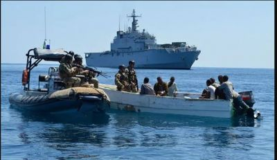 Pirates kidnapped 5 Indian sailors in Nigeria