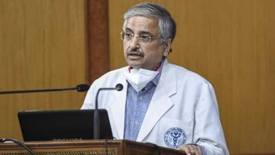 AIIMS Chief Randeep Guleria big statement 'Oxygen saturation of 92 or 93 not critical, don't...'