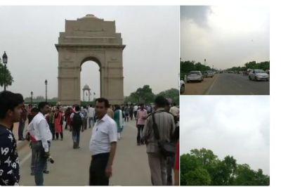 Delhi-NCR felt  Earthquake tremors