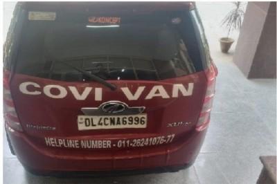 COVI Van Helpline: Delhi Police facilitates for senior citizens amid COVID-19