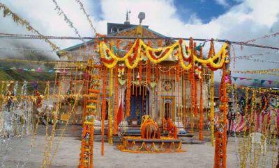 Kedarnath Temple Re-Opens for Pilgrims after Winter Break