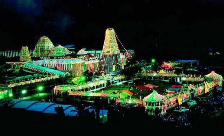 श्री वराह लक्ष्मी नरसिम्हा स्वामी मंदिर इस वार्षिक उत्सव पर रहेगा बंद
