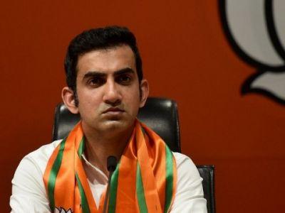 Gautam Gambhir sends defamation notice to Arvind Kejriwal and two other AAP leaders