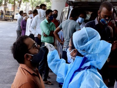 Telangana : 4976 new corona cases reported with 35 deaths