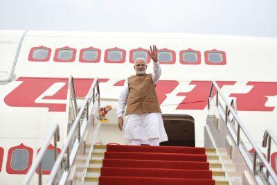 PM Narendra Modi embarks on  2-day visit to Nepal