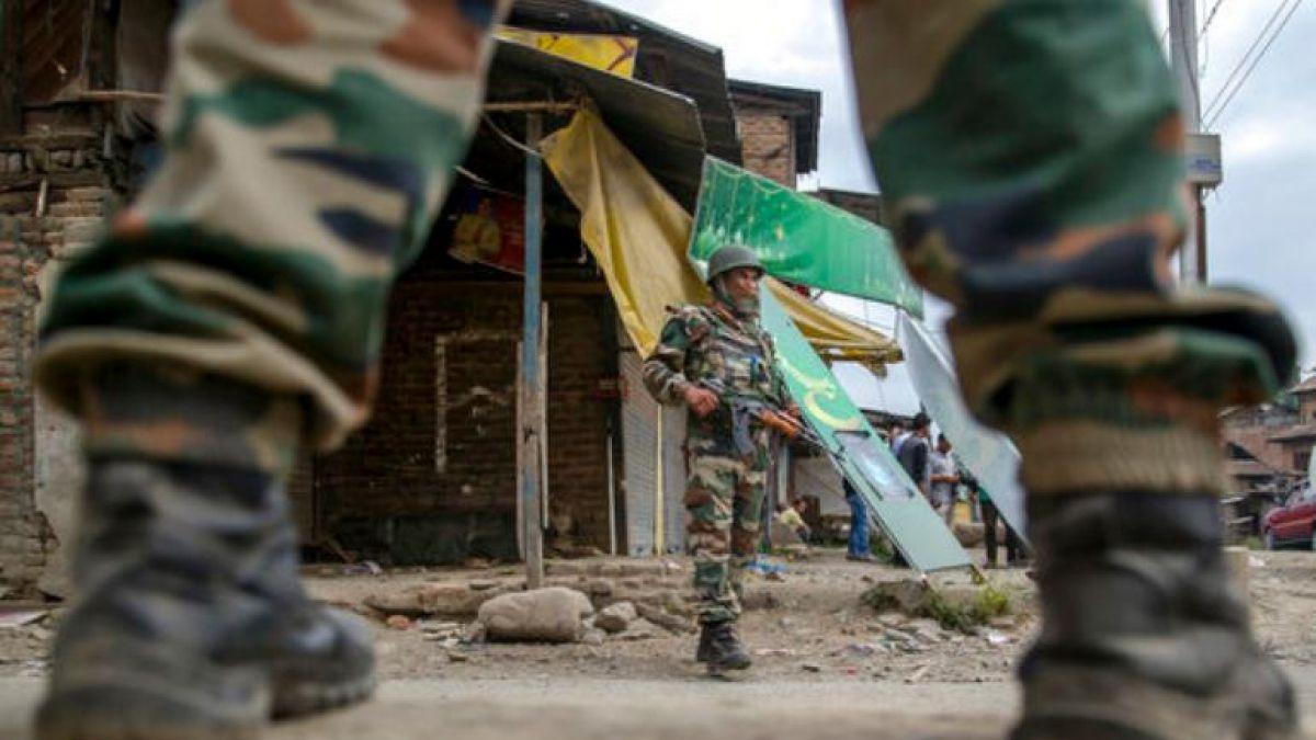 Two Militants shot dead in J&K Shopian