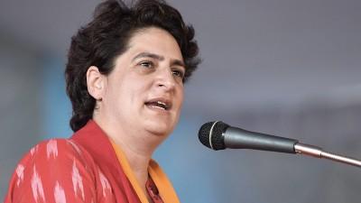 Priyanka Gandhi speaks on Ram Mandir land dispute 'Crores of people offered..'