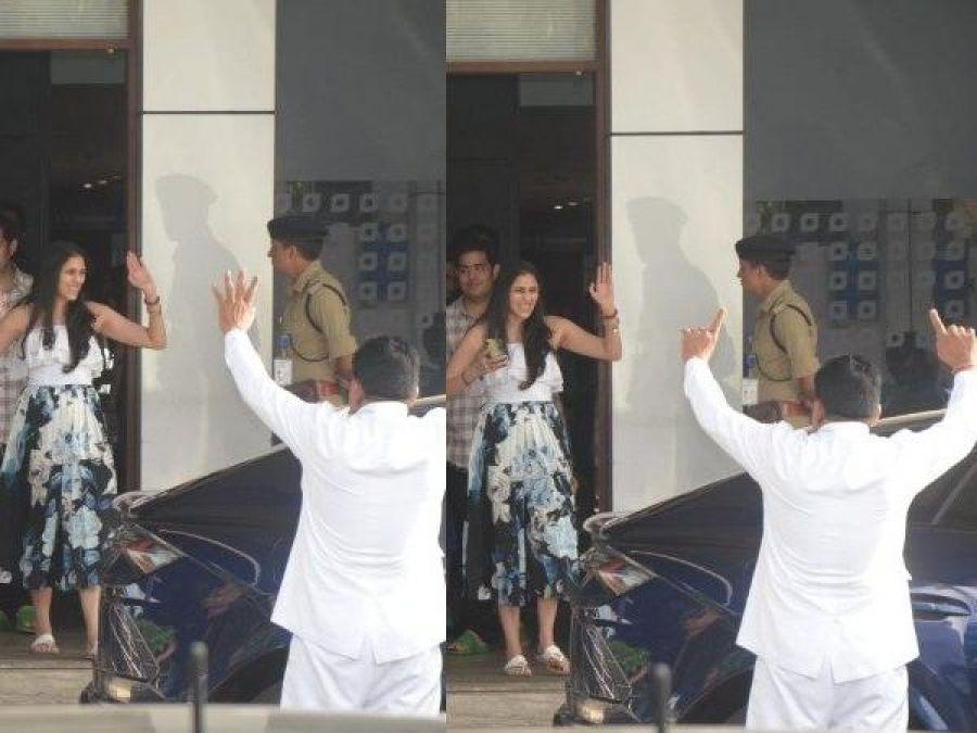 Shloka Mehta shakes a leg with Chauffeur: cute moments