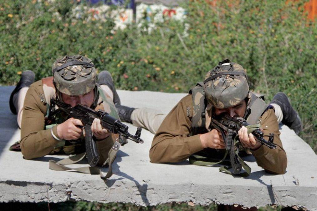 2 terrorists, jawan killed in encounter in Kashmir's Pulwama