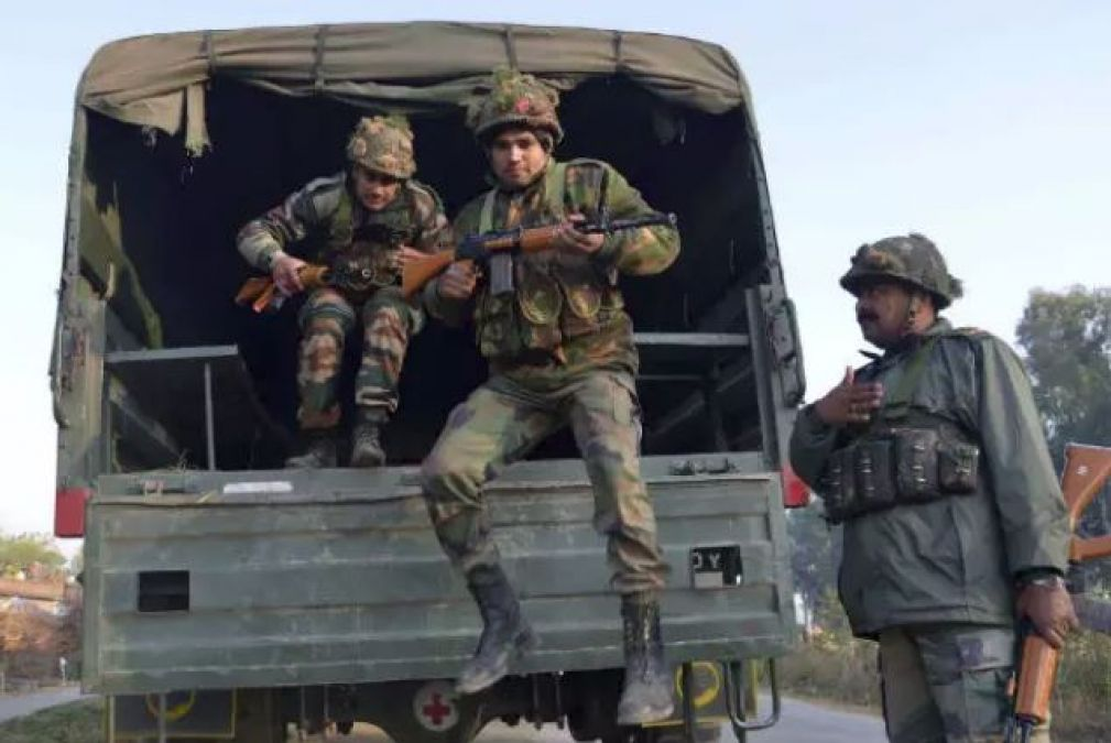 Intelligence input warns of terrorist attack on Srinagar and Awantipora air bases