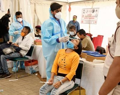 Corona cases in Telangana decreased in last few weeks, deaths rate also decline
