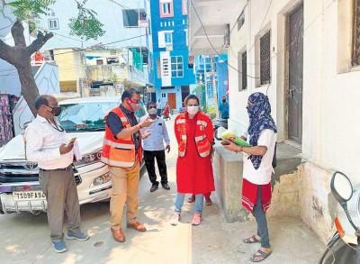 Fever Survey :  1.37 lakh households covered in single day