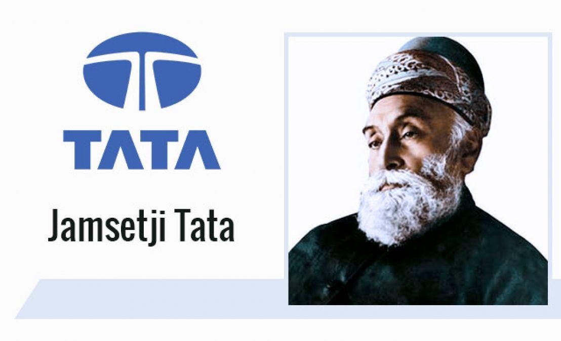 Remembering Jamsetji Tata on his 115th Death Anniversary
