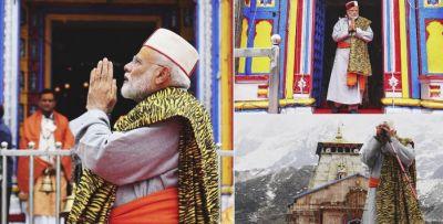 Prakriti, paryavaran, paryatan is govt's mission for Kedarnath: PM Modi