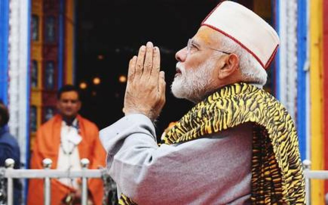 'PM Modi is a religious man' KC Tyagi came in the suport of PM's Kedarnath visit