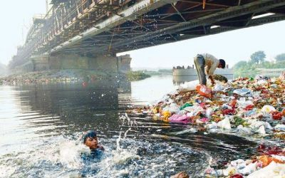 Delhi government schools to take pledge, raise awareness about pollution in Yamuna