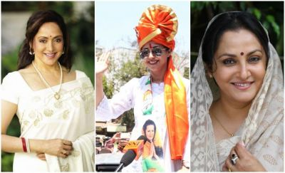 Bollywood celebs and their Election results