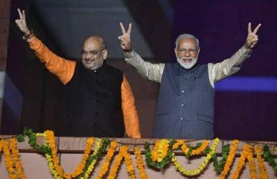 India Chooses Modi 2.0, BJP crosses 50 per cent vote share in 13 states