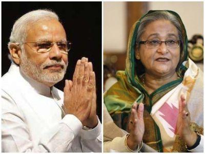 PM Modi, PM Hasina to open Bangladesh Bhavan in  Santiniketan