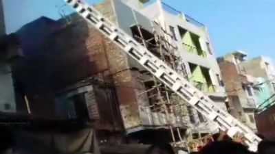 After Surat Fire, Another fire broke out in Kanpur