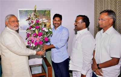 Jagan Reddy to meet PM Modi on Sunday
